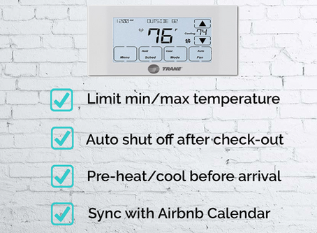4 Simple Tricks to Cut Your Airbnb Energy Bill