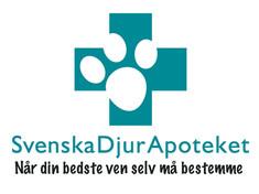 Svenska DjurApotek vil fortsat være vores sponsor i ´17