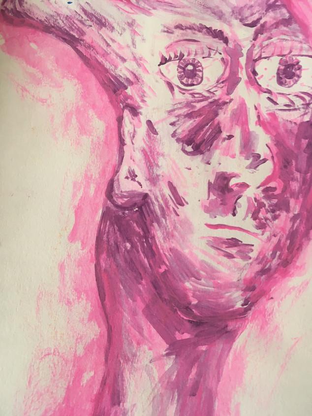 Albert the Pink