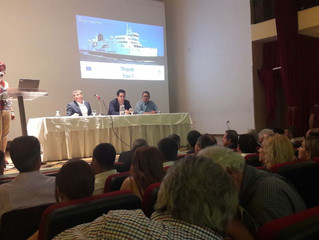 Killini Port towards green sustainable future