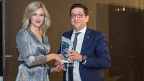 And the Green4Sea Initiative Award winner is....