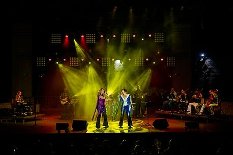 ABBA SHOW Janza Kata Polyák Lilla