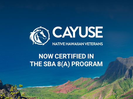 CNHV is SBA 8(a) Certified