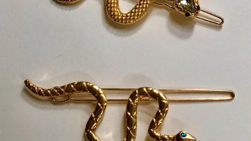 Clips serpiente
