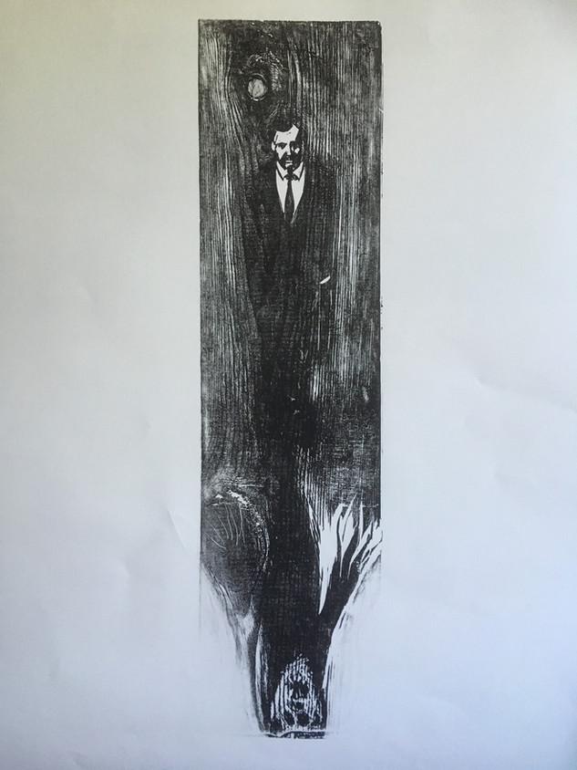 A Shadow of a Man (No.2)