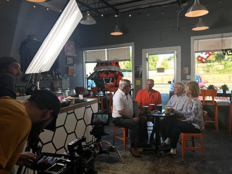Health care documentary filmed in Tampa heads to post-production