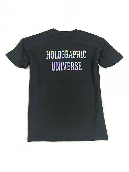 Holographic Universe Collegiate Tee