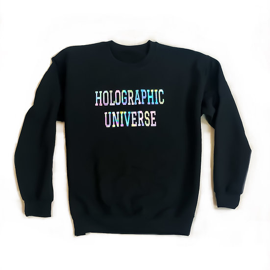 Holographic Universe Collegiate Crew