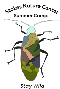 Stokes Nature Center Summer Camp Logo