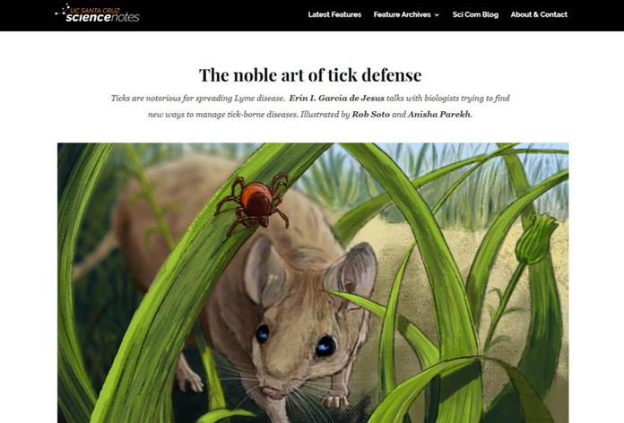 Tick Attack