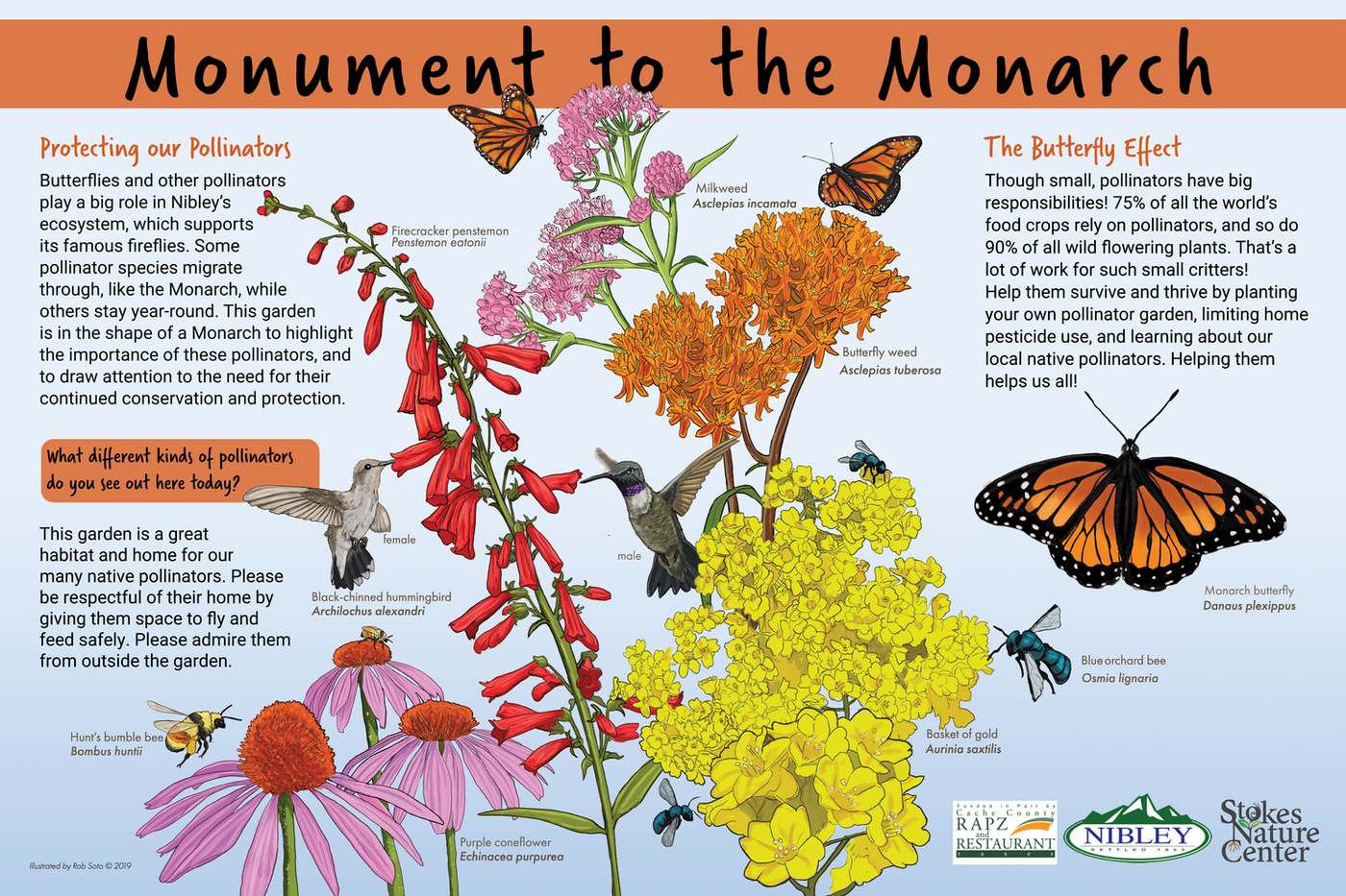 Monument to the Monarch