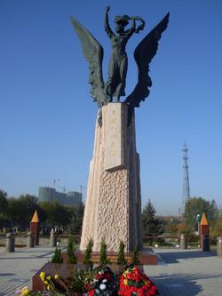 2009 - Мемориальный комплекс в Китае