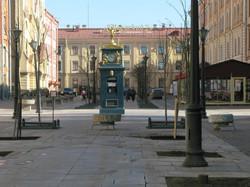 Реконструкции улицы Малая Конюшенная