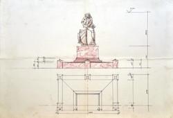 Памятник Петру I на Адмиралтейской н