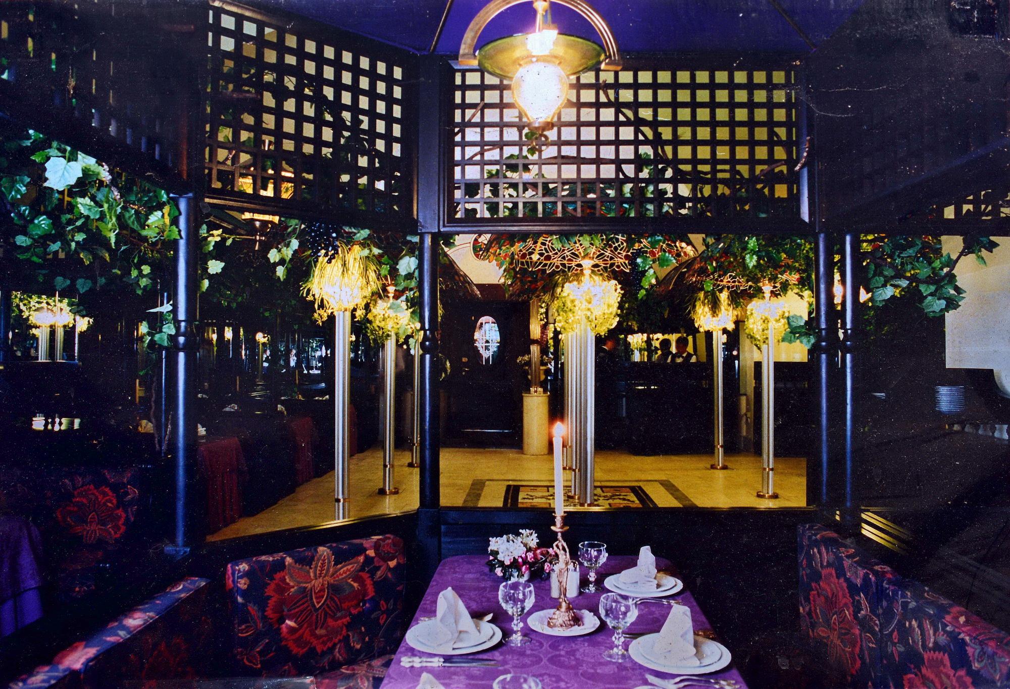 ресторан Санкт-Петербург