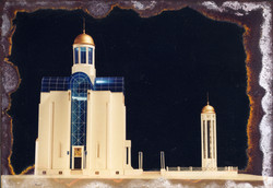 Храм посвященный блокадникам