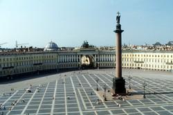 Реконструкция Дворцовой площади