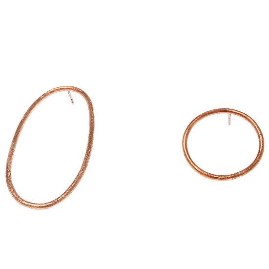 Bronze Ohrringe CECILIA