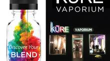 kure VAPORIUM brings the joys of vaping to Black Rock!