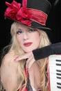 Phoebe Legere is coming to town