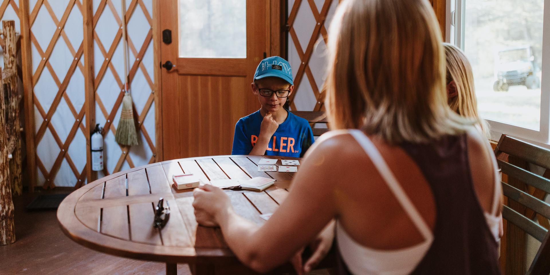 Yurt Games