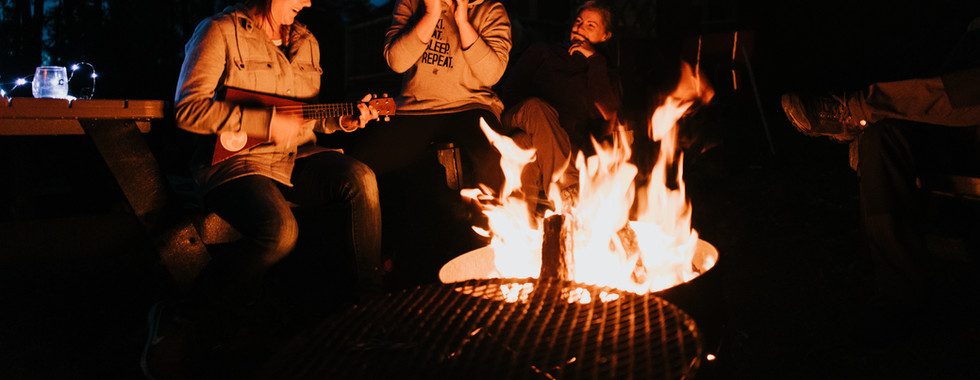 Fire with Friends