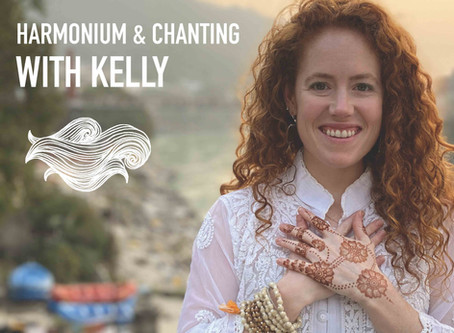 Harmonium with Kelly Skinner