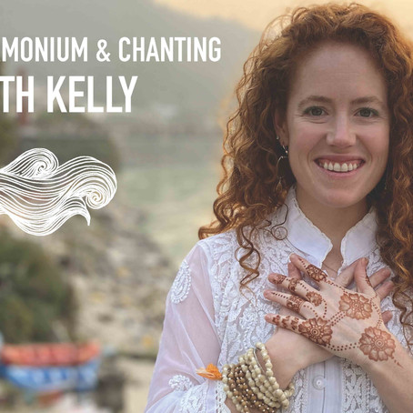 Harmonium with Kelly Skinner