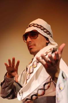 The Arab Man