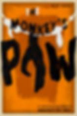 The monkeys paw poster .jpg