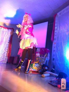 Barbie Before The Show