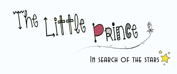 the little prince in search of the stars