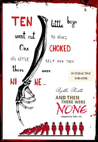 And Then There Were None. Poster