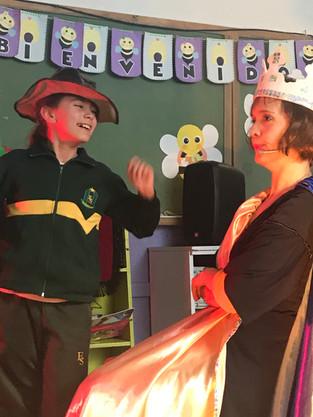 Miss Huntswoman is fun!