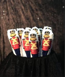 Ten Little Soldier Boys