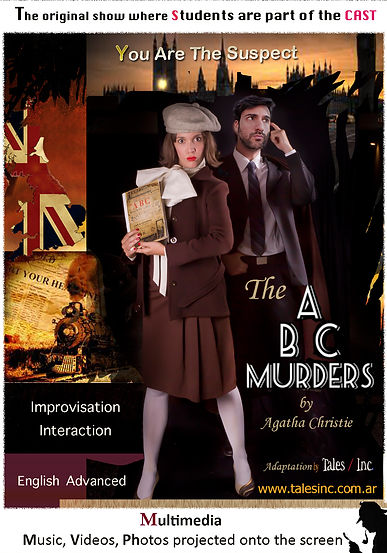The ABC Murders by Tales / Inc.