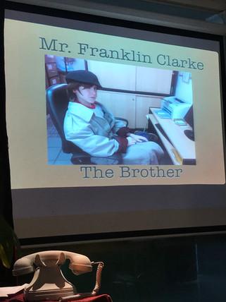 Mr Franklin Clarke