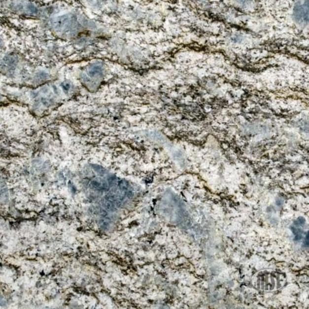 Blue Flower Granite