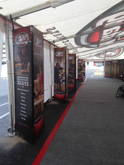 Rally Truck Banners