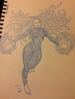 X-men Female 1-11-17
