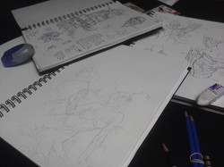 Sketchbook Collection