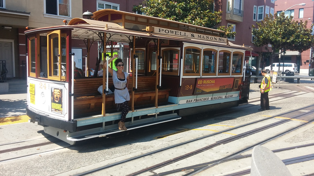 Streetcar in San Francisco