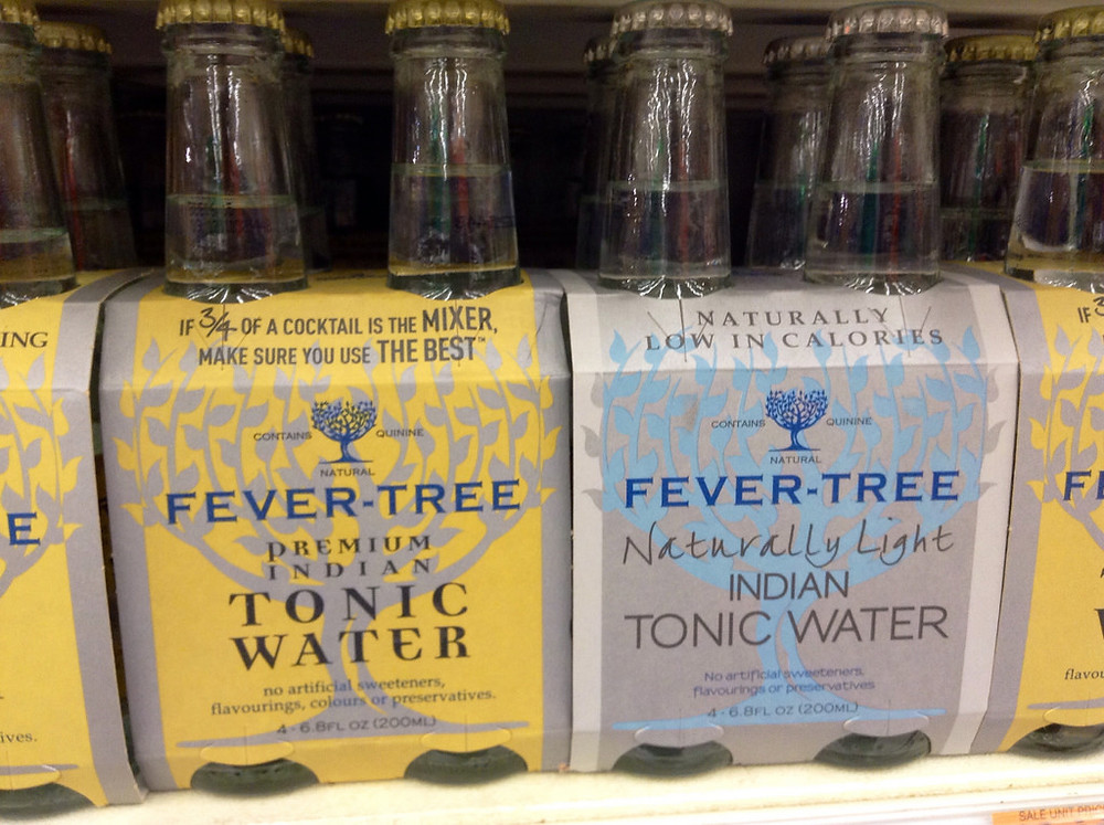 Fevertree Indian tonic