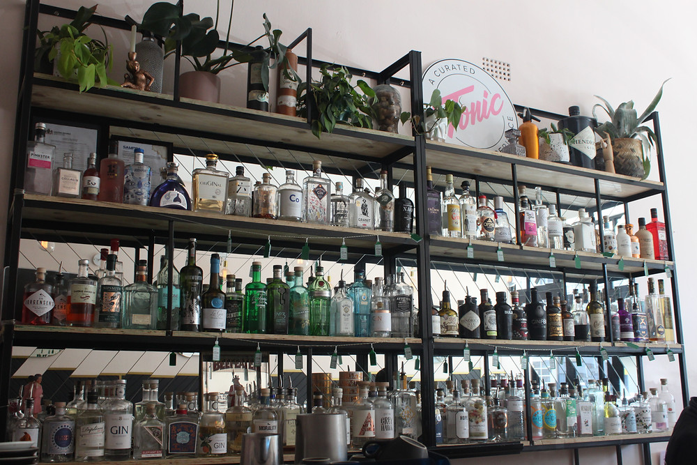Tonics impressive collection