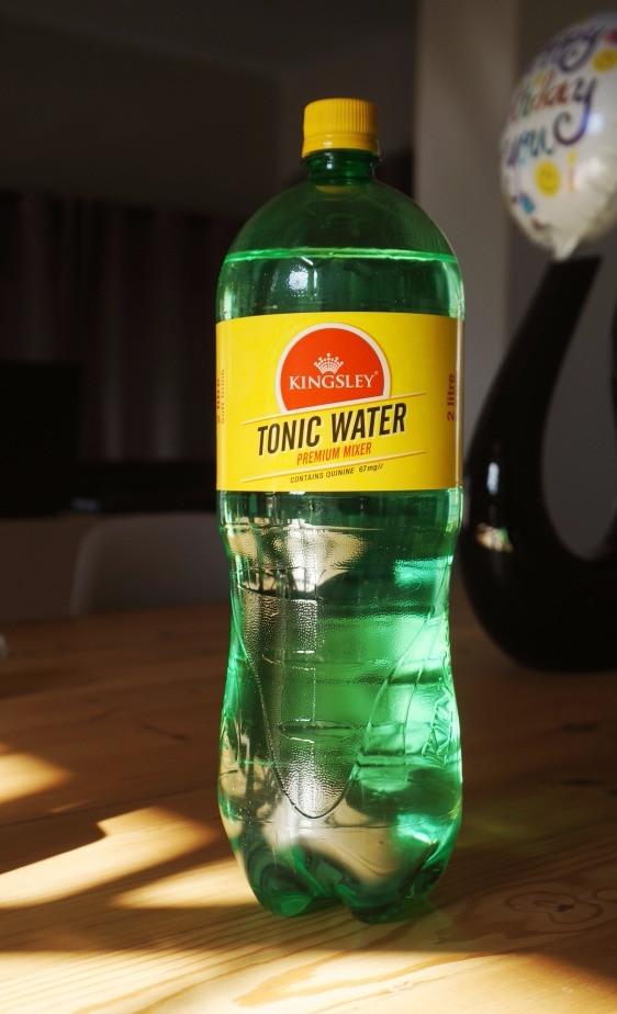 Kingsley tonic water