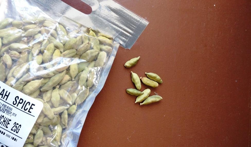 Cardomom seeds