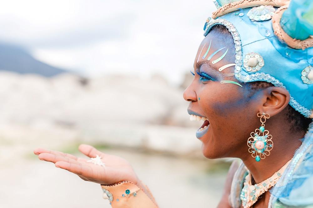 Cape Town Carnival 2017 costume