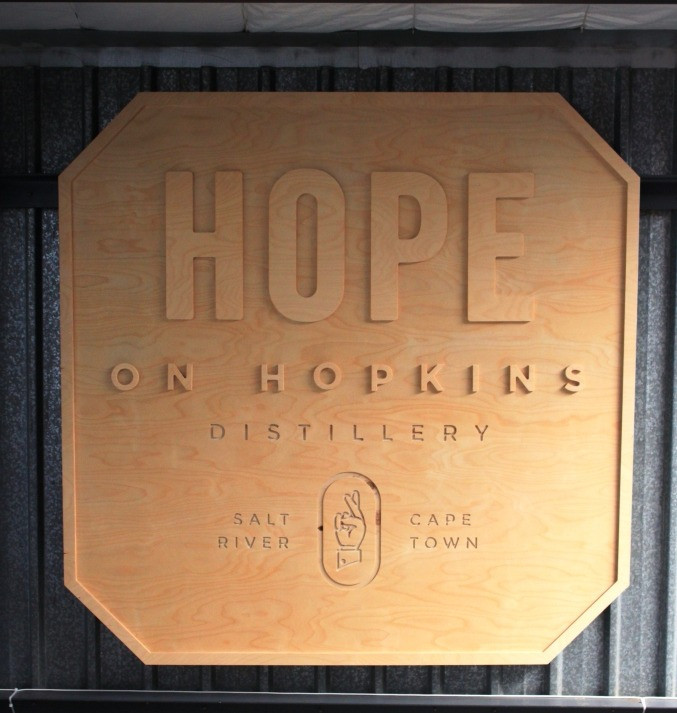 Hope on Hopkin
