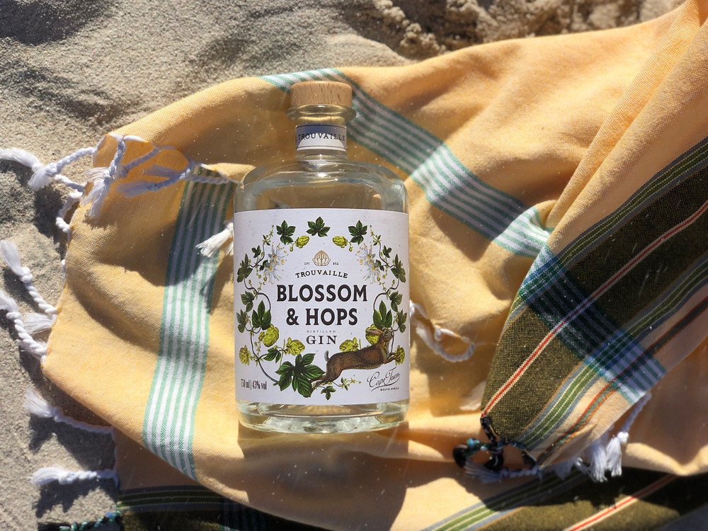 Blossom and Hops gin