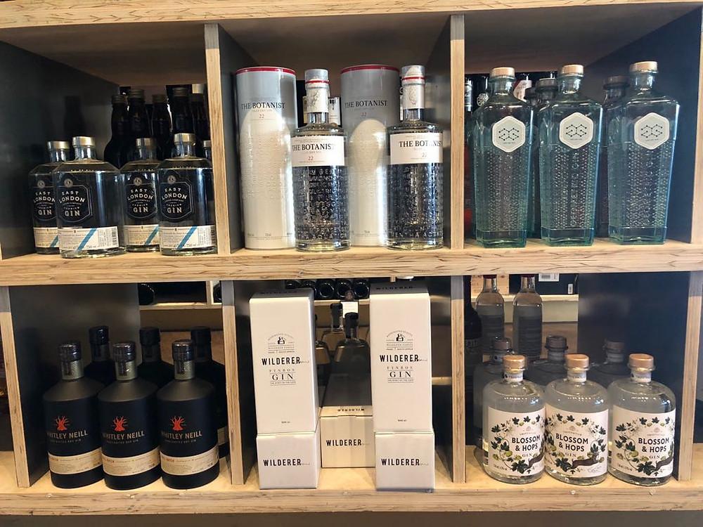 Dry Dock Liquor in Parkhurst